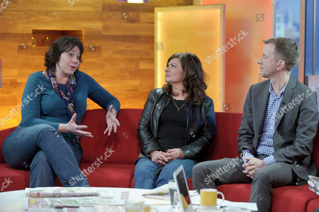 Lorna Ashworth, Lorrine Marer and Phil Reay Smith
