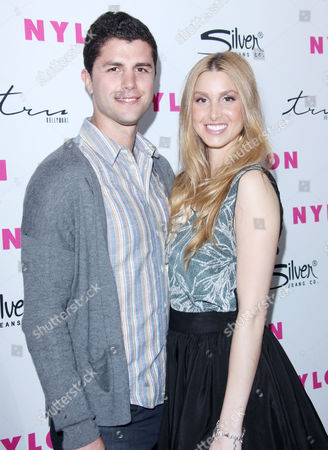 Ben Nemtin and Whitney Port
