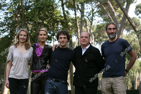 Editorial image of 'The End Is My Beginning' film Photocall, Rome, Italy - 25 Mar 2011