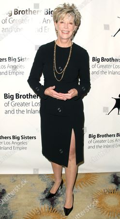 Editorial image of The Guild of Big Brothers Big Sisters Spring Luncheon and Fashion Show, Los Angeles, America - 25 Mar 2011