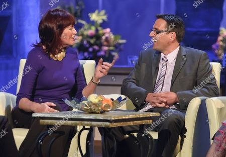Editorial picture of 'The Alan Titchmarsh Show' TV Programme, London, Britain - 25 Mar 2011