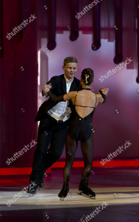 Editorial image of 'Dancing on Ice' Final, TV Programme, Shepperton Studios, Middlesex, Britain -  - 27 Mar 2011