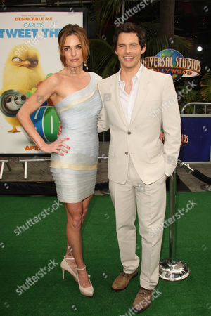 Editorial picture of 'Hop' Film Premiere, Los Angeles, America - 27 Mar 2011