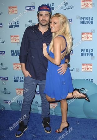 Editorial image of The Blue Ball', Perez Hilton's 33rd Birthday Party, Los Angeles - 26 Mar 2011
