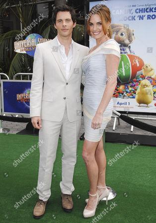 Editorial photo of 'Hop' Film Premiere, Los Angeles, America - 27 Mar 2011