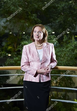 Angela Knight, CEO of the British Bankers' Association, London, Britain