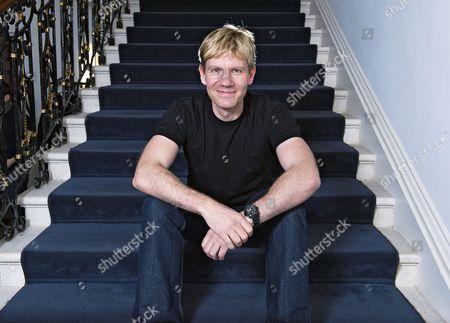 Stock Photo of Bjorn Lomborg, London, Britain