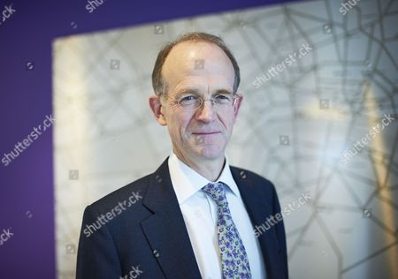 Francis Salway, CEO of Land Securities, London, Britain