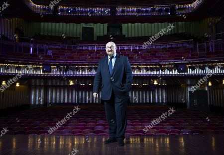 Howard Panter, co-founder and joint CEO of the Ambassador Theatre Group, London, Britain