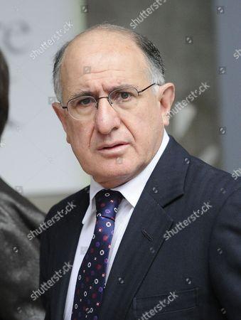 Ken Costa, chairman of Lazard International, London, Britain