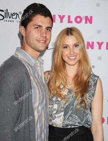 Whitney Port and Ben Nemtin