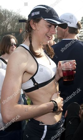 Editorial image of Annual Henley Boat Races, Oxfordshire, Britain - 27 Mar 2011