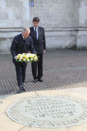 Editorial picture of Christchurch Earthquake Memorial Service, Westminster Abbey, London, Britain - 27 Mar 2011