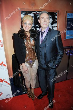 Sally Singleton and Neil McCormick