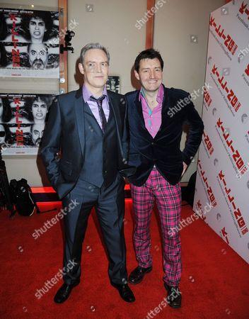Neil McCormick and Ivan McCormick
