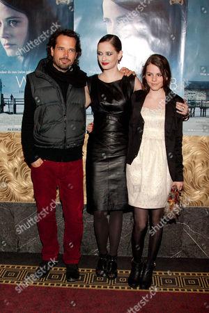 Stock Image of Benedek Fliegauf, Eva Green and Ruby O Fee