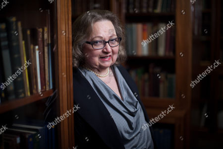 Editorial picture of Jean Auel at The Natural History Museum, London, Britain - 04 Mar 2011