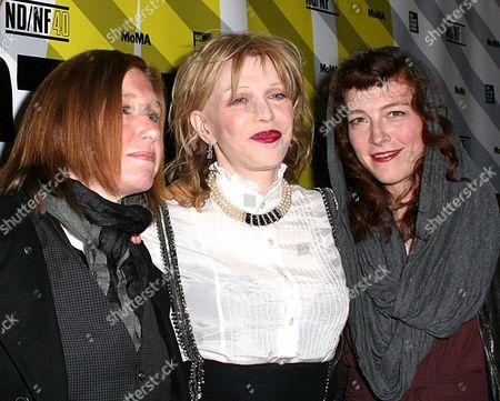 Patty Schemel, Courtney Love, Melissa auf der Maur