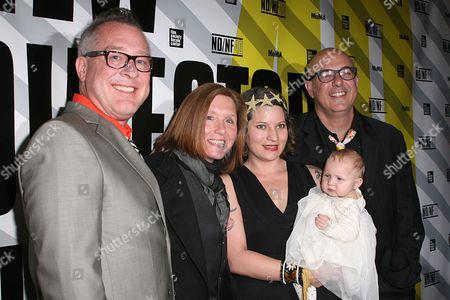 Todd Hughes, Patty Schemel, Christina Soletti, P David Ebersole