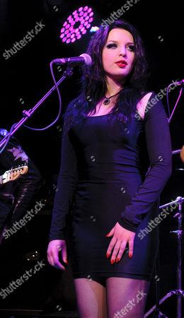 Stock Picture of Georgina Baillie