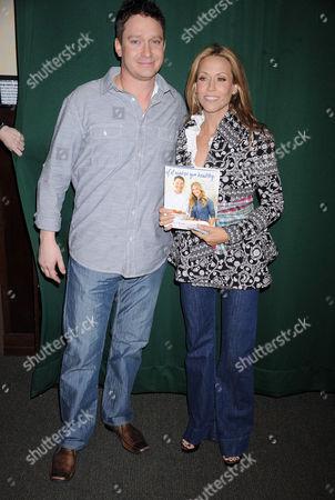 Chuck White and Sheryl Crow