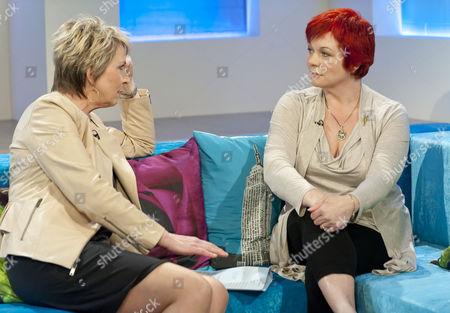 Editorial photo of 'Fern' TV Programme, London, Britain - 29 Mar 2011
