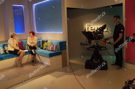 Editorial photo of 'Fern' TV Programme, London, Britain - 29 Mar 2011