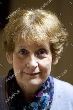 Editorial picture of Wendy Cope at home in Winchester, Hampshire, Britain - 25 Feb 2011