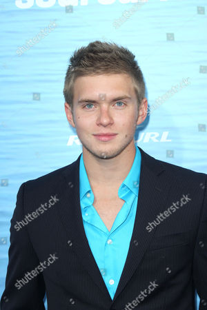 Stock Picture of Chris Brochu