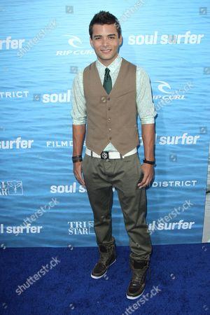 Editorial image of 'Soul Surfer' Film Premiere, Los Angeles, America - 30 Mar 2011