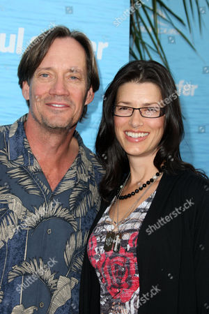 Kevin Sorbo and Sam Jenkins (wife)