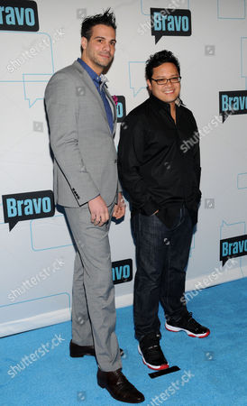 Stock Image of Angelo Sosa and Dale Talde