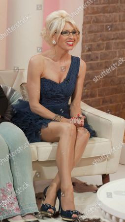 Editorial image of 'This Morning' TV Programme, London, Britain - 31 Mar 2011