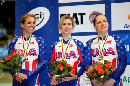 Editorial image of UCI Track Cycling Championships, Apeldoorn, Holland - 24 Mar 2011