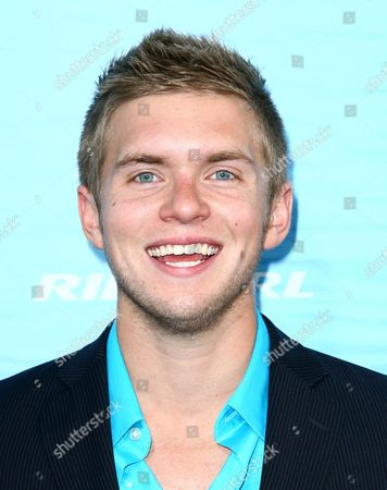 Stock Photo of Chris Brochu