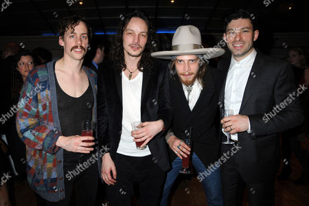 Editorial image of Bringing the best of bohemia to Harvey Nichols with the launch of Vestal Vodka, Harvey Nichols, London, Britain - 31 March 2011