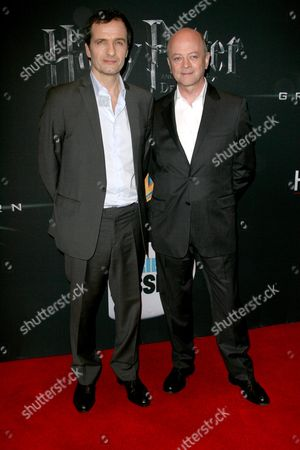 David Heyman and David Baron