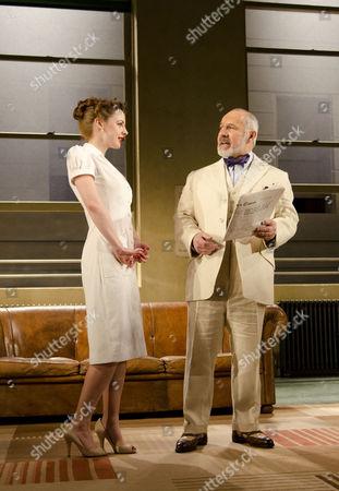 Jessica Raine (Cleo Singer), Nicholas Woodeson (Mr Prince)