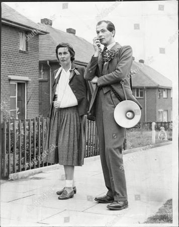 Mp Maurice Macmillan And Wife Son Of Prime Minister
