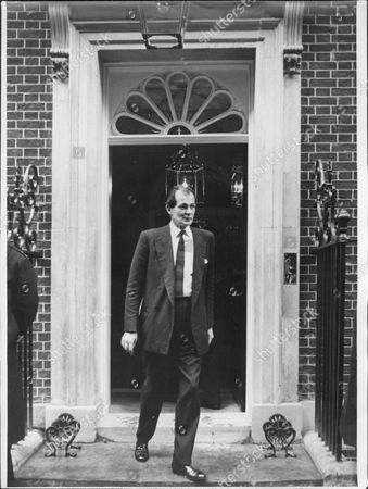 Mp Maurice Macmillan Leaving No 10 Today After Pm's Luncheon