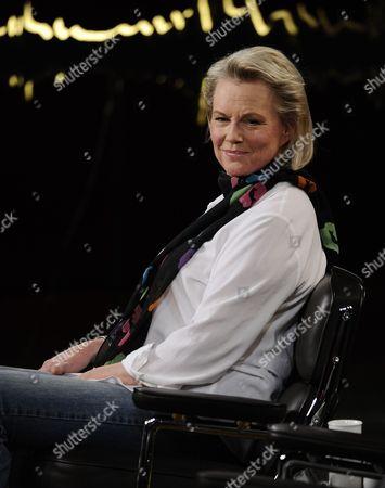 Editorial photo of 'Skavlan' Swedish TV Show, Stockholm, Sweden - 31 Mar 2011