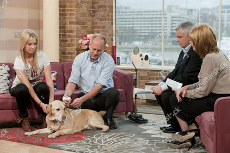Editorial picture of 'This Morning' TV Programme, London, Britain - 01 Apr 2011