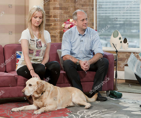Editorial image of 'This Morning' TV Programme, London, Britain - 01 Apr 2011