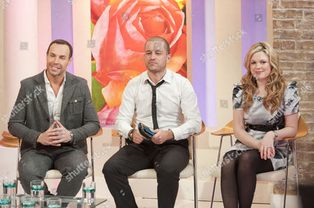 Editorial photo of 'This Morning' TV Programme, London, Britain - 01 Apr 2011