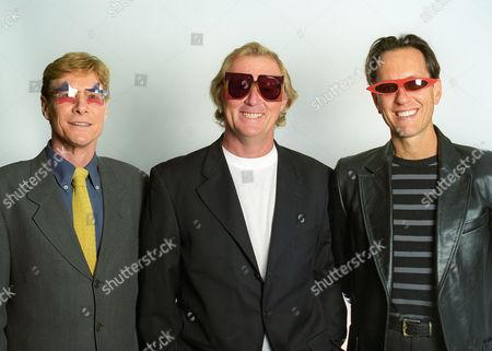 Paul Jones, Chris Tarrant, Richard E Grant