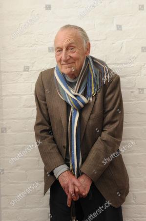 Editorial image of Geoffrey Bayldon, actor. - 01 Apr 2011