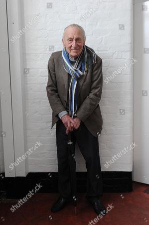 Editorial photo of Geoffrey Bayldon, actor. - 01 Apr 2011