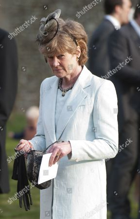 Stock Picture of Lady Sarah McCorquodale