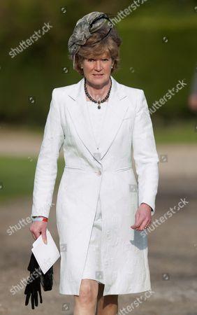Stock Image of Lady Sarah McCorquodale