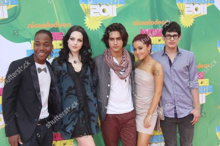 Editorial picture of Nickelodeon's 24th Annual Kids' Choice Awards, Los Angeles, America - 02 Apr 2011